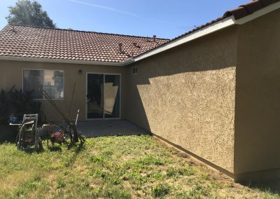 Residential House Exterior Painting After