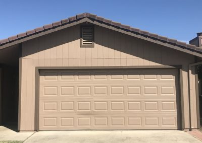 Residential Exterior House Painting After